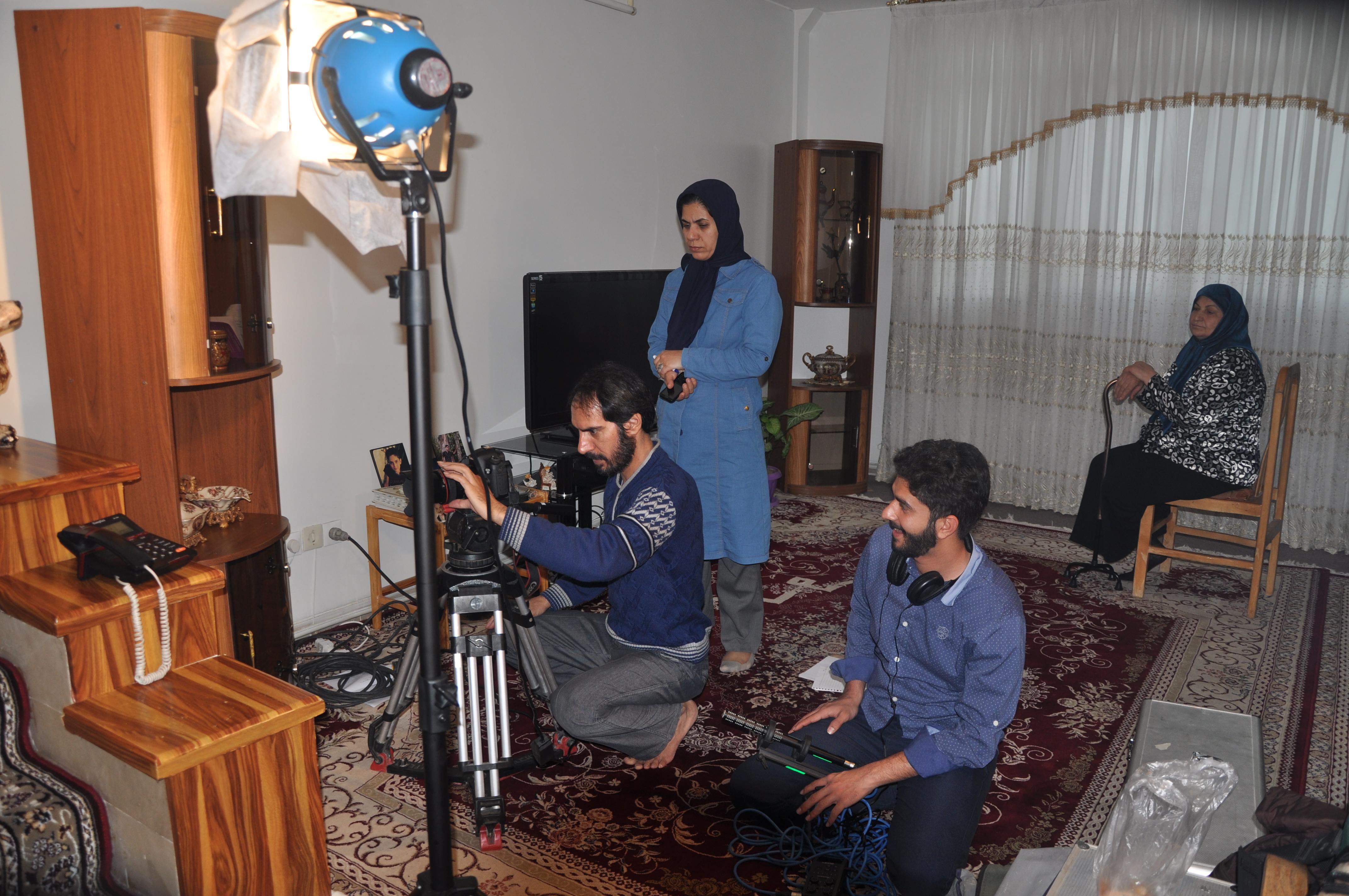 فیلم داستانی شماره اشتباه - مهری عموسلطانی۱