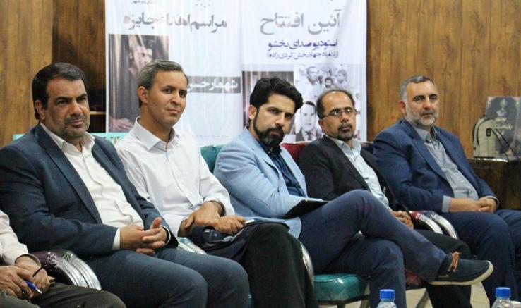 نشست معاونت فرهنگی وزارت ارشاد در انجمن سینمای جوانان بوشهر