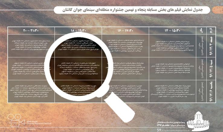 نقد وتحلیل فیلمهای کوتاه جشنواره منطقهای کاشان(قسمت سوم)