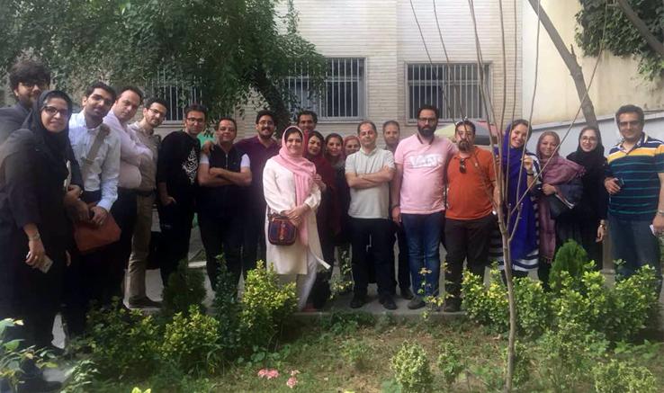 در دفتر ویژهی تهران کلید خورد:  آموزش فیلمسازی برای خبرنگاران