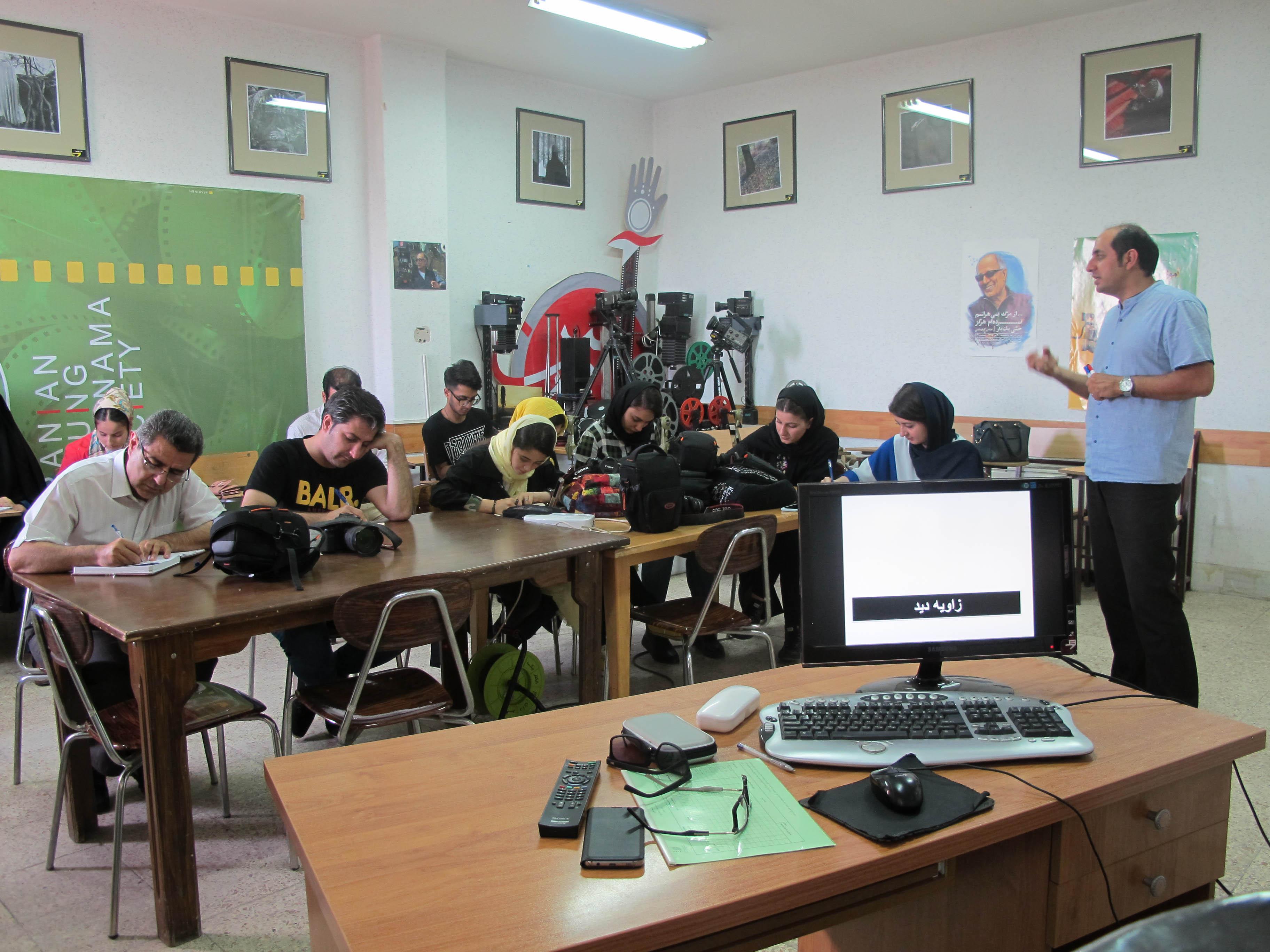 برگزاری دوره عکاسی دیجیتال در زنجان