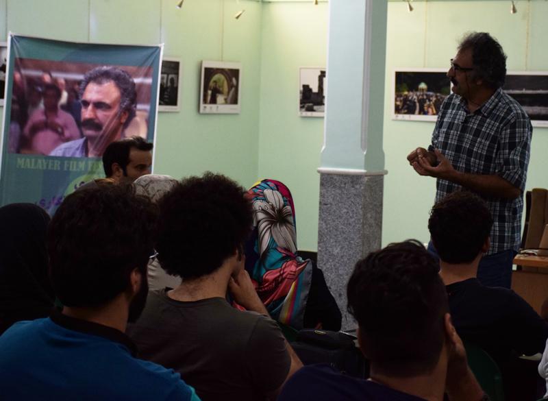 «حسن غفاری» در جشنواره منطقهای «آگِر»:  این دنیای شخصی هر فرد است که به عکسهای او اعتبار و تشخص میبخشد
