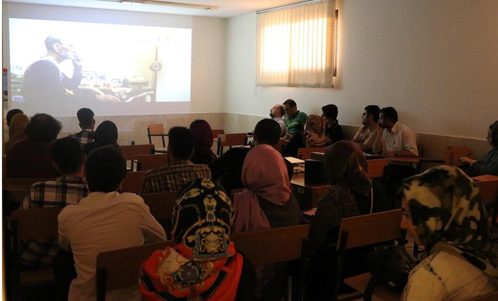 چهارمین پاتوق فیلم کوتاه در کرج برگزار شد
