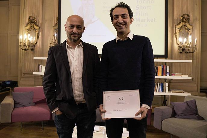 جایزه تلویزیون فرانسه به «گسل» در بازار فیلم تورینو