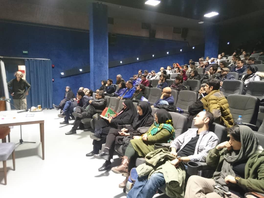 داریوش غریبزاده:  جشنوارههای موضوعی بستری برای دیده شدن آثار برجسته فیلمسازان است
