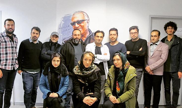 پایان کارگاه «تجربه اول»در دفتر ویژه تهران