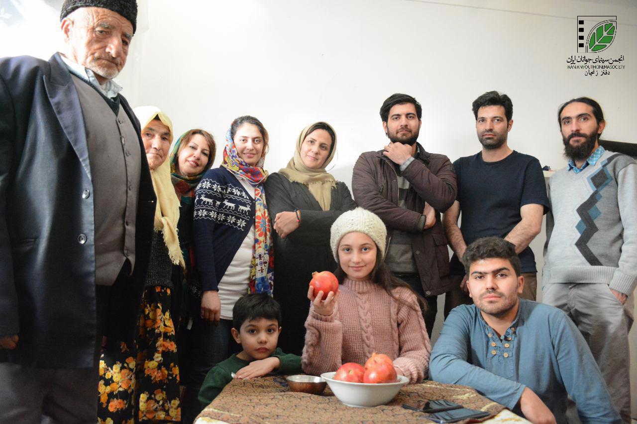 «آخرین یلدا » در دفتر زنجان آماده تدوین شد